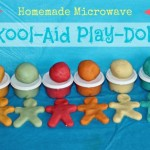 How To Make Quick & Easy Microwave Kool-Aid Play-Doh