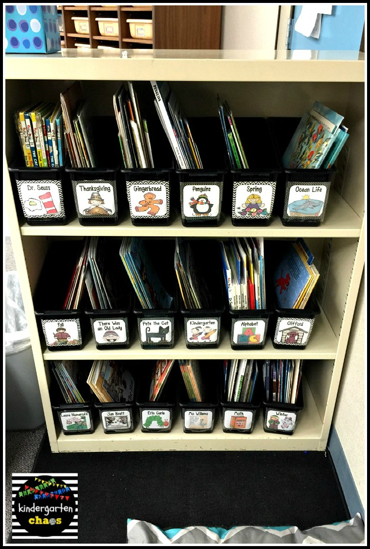Organized Class Library