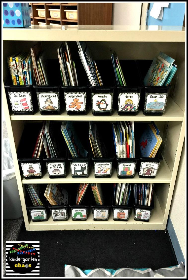 Organized Class Library