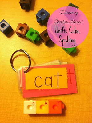 Word Work Ideas from Little Miss Kimberly