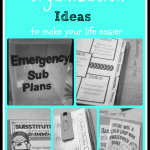 Teacher Organization Ideas