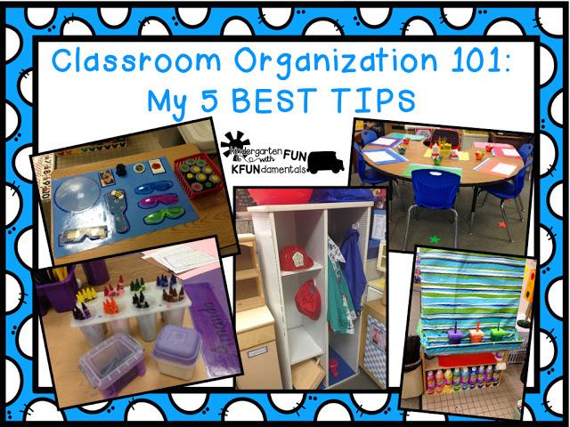 Classroom Organization Ideas For Kindergarten ~ Classroom organization