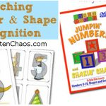 Teaching Number & Shape Recognition