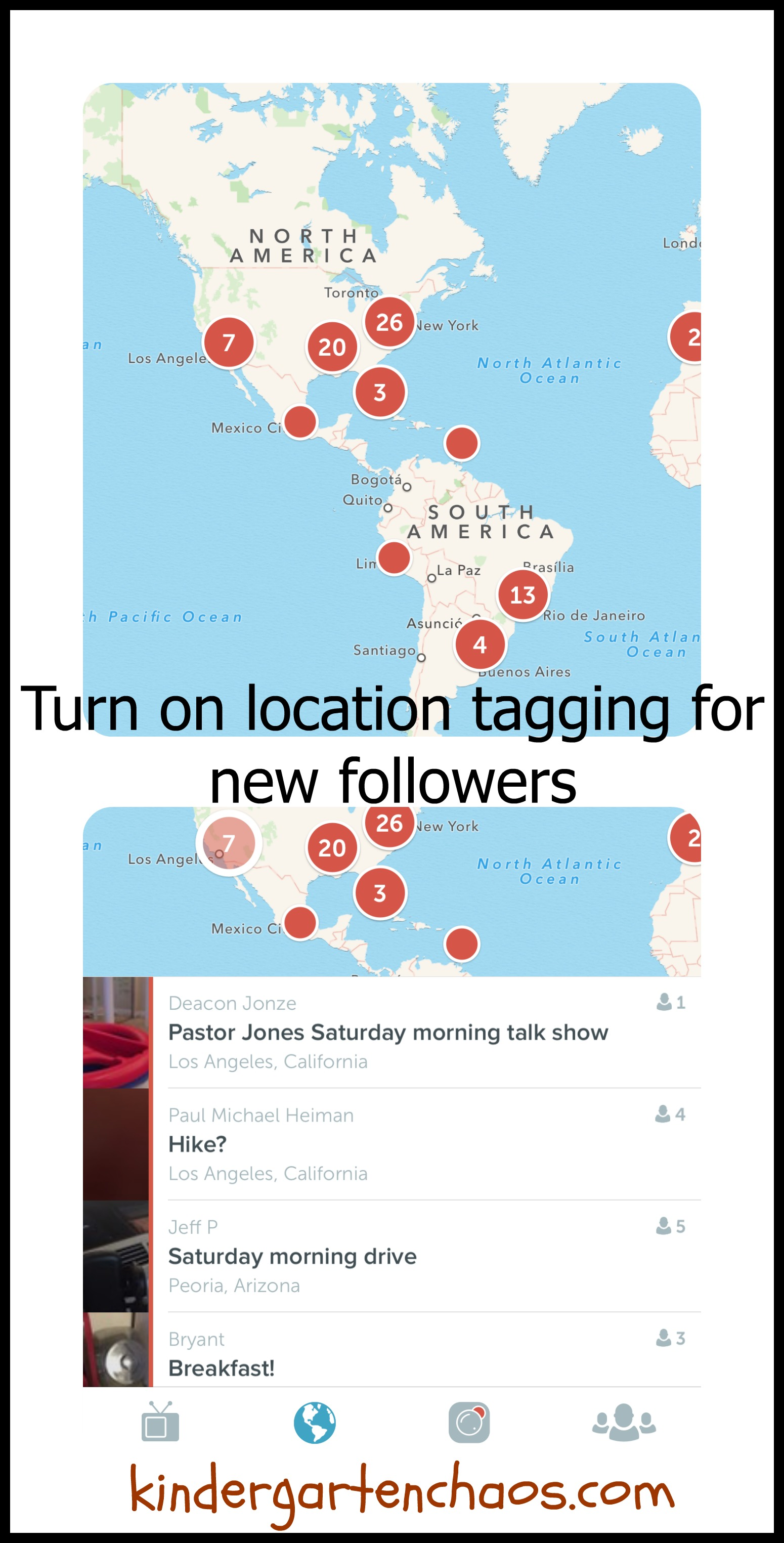 Tips & Tricks for Periscope