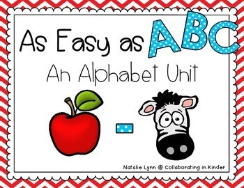 ABC Alphabet Unit