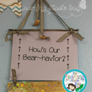 Bear-Havior Classroom Management System