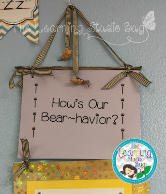 Bear'havior' chart