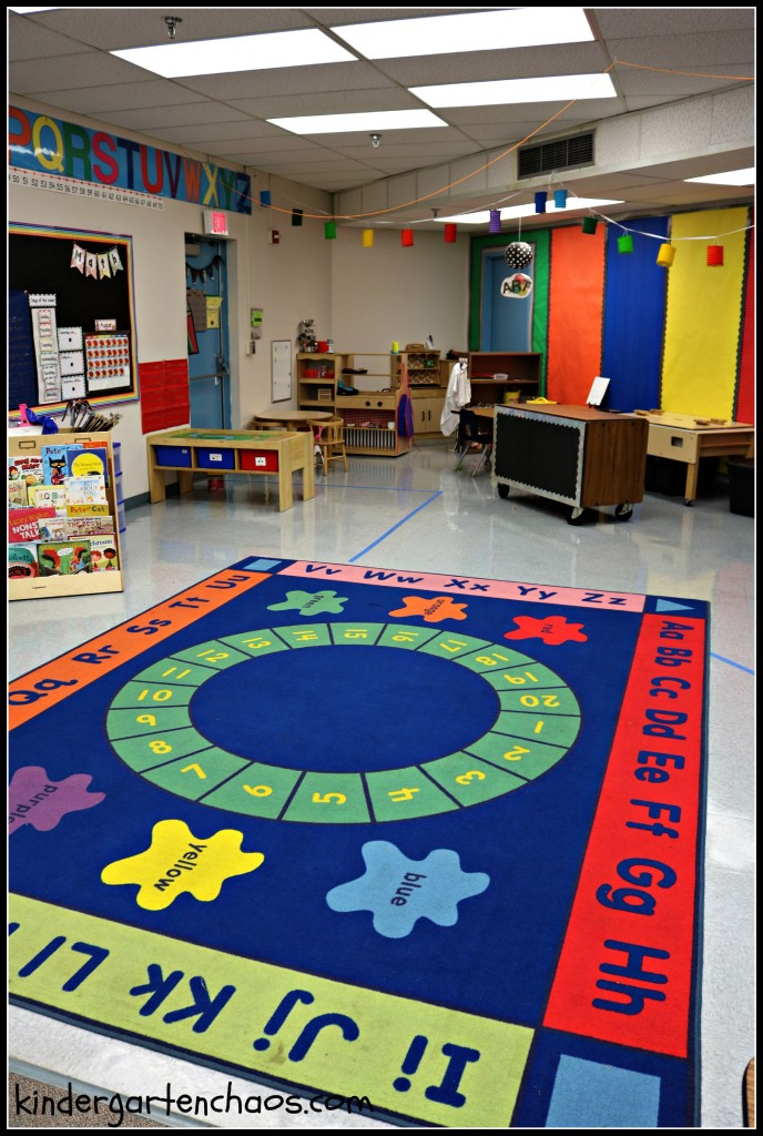 Carpet Area kindergarten chaos .com