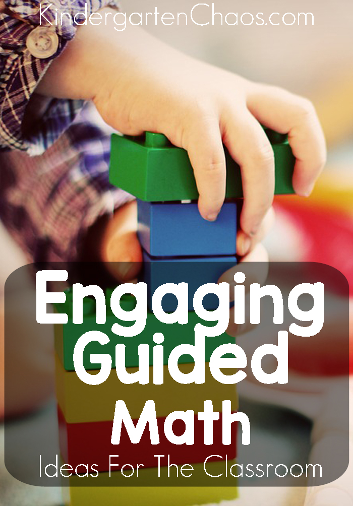 Engaging Guided Math Ideas For The Classroom
