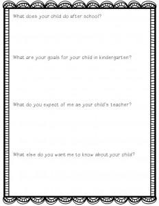 Family Survey pg 2