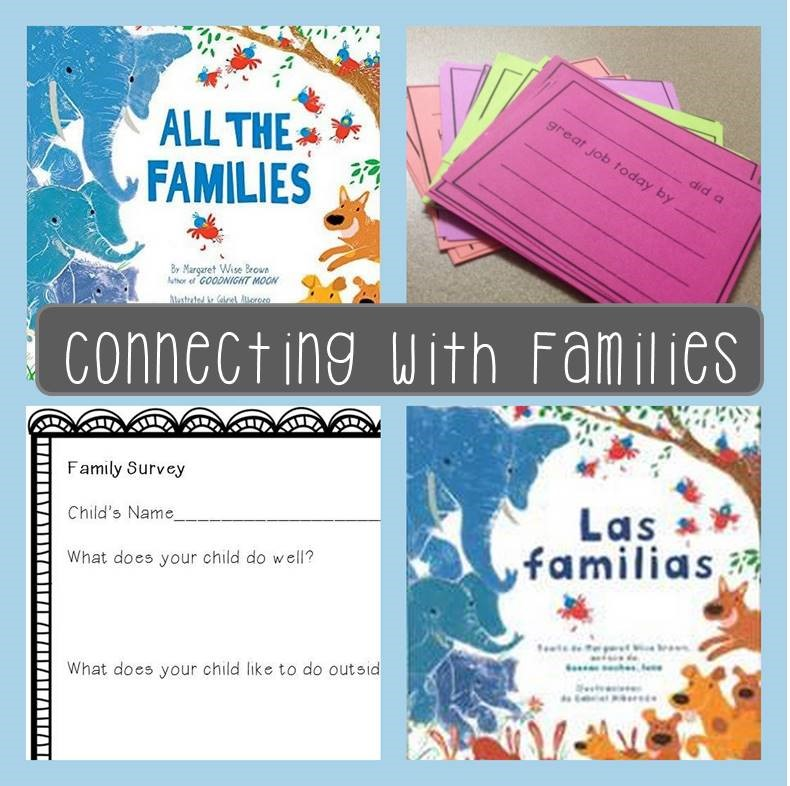 Family Survey to make Family Connections