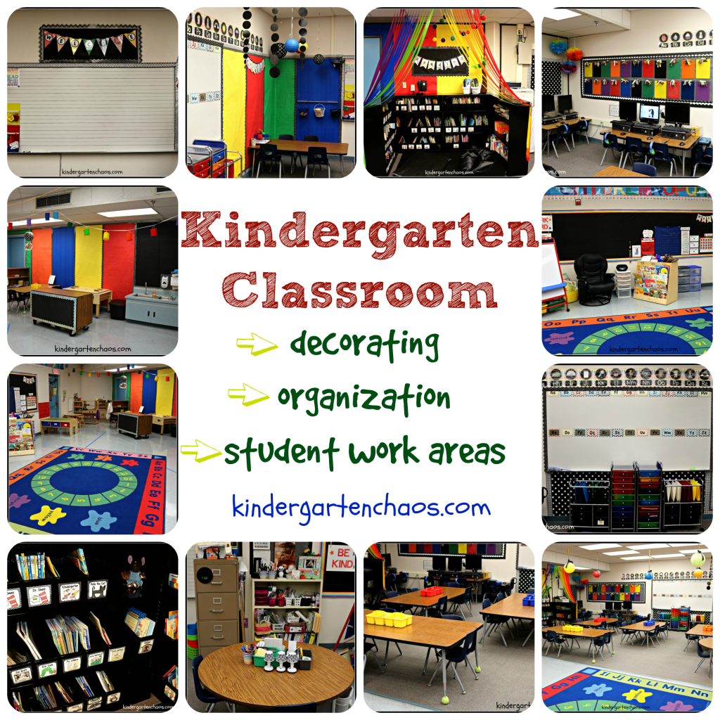 Classroom Organization Ideas For Kindergarten ~ My kindergarten classroom reveal organization