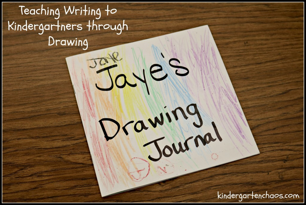 Drawing Journal for Beginning Writers