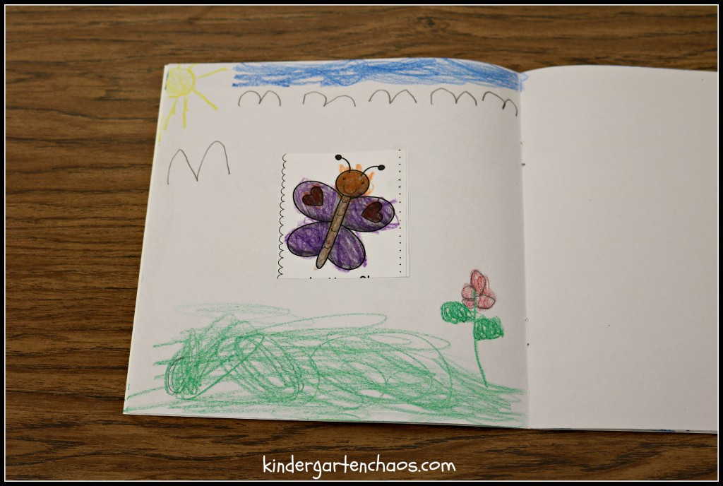 Drawing a Setting - Guided Drawing in Kinder