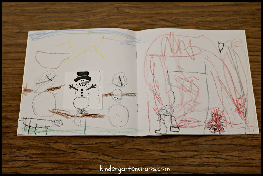 Guided Drawing for Kindergartners