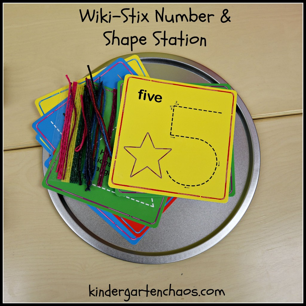 Wiki-Stix Math Station