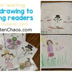 Teaching Guided Drawing to Beginning Writers