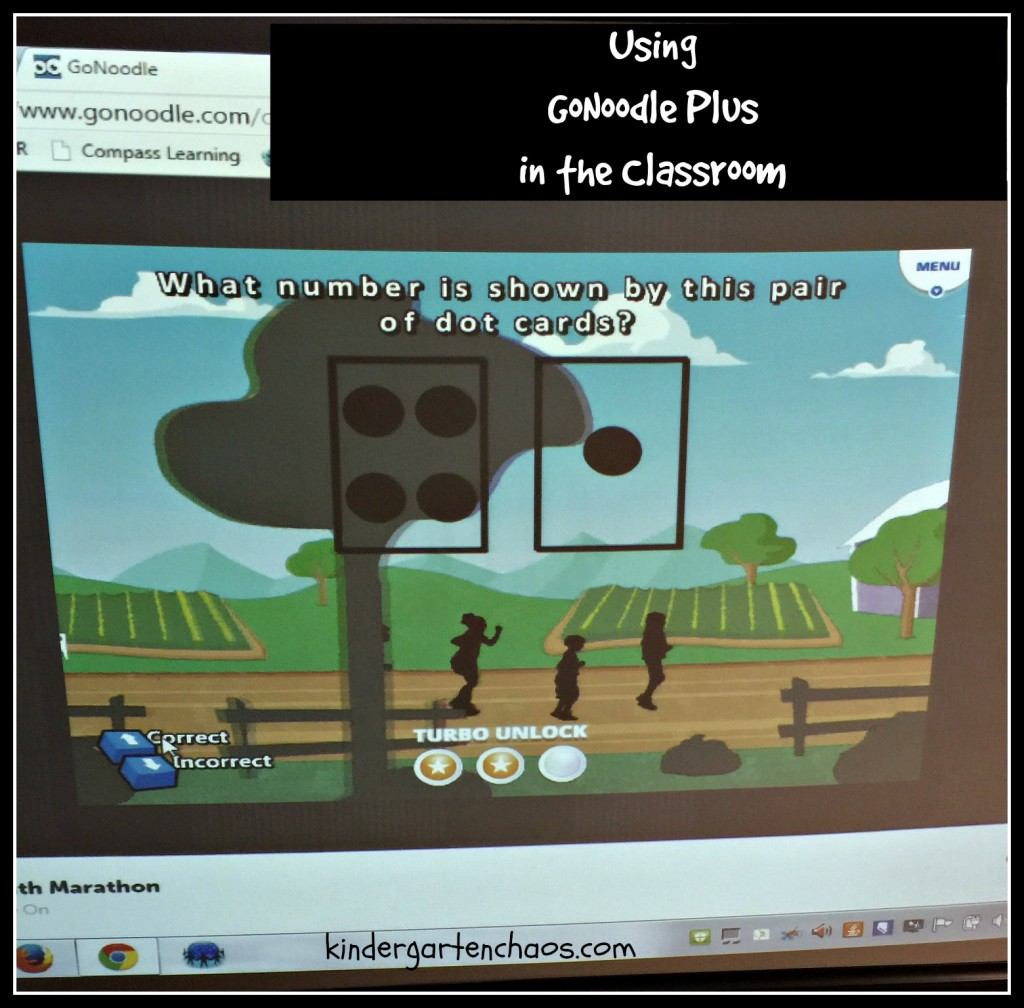 Using GoNoodle Plus in the Classroom