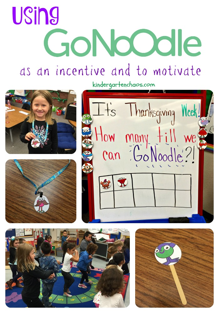 GoNoodle Ideas for the Classroom