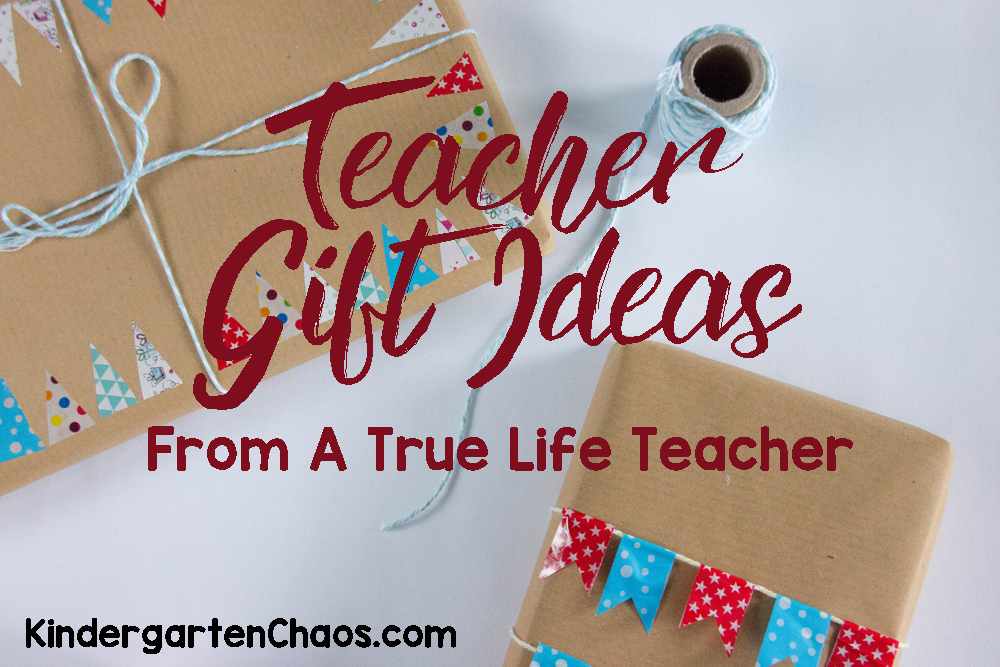 The Ultimate Teacher Gift List