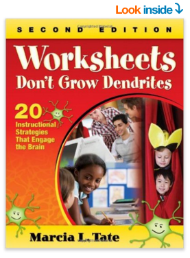 Worksheets Don't Grow Dendrites Book
