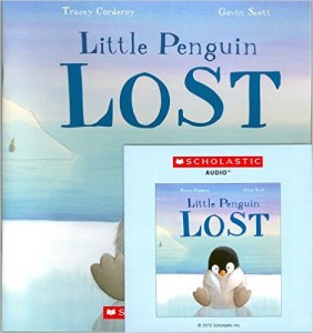Little Penguin Lost Audio Book CD