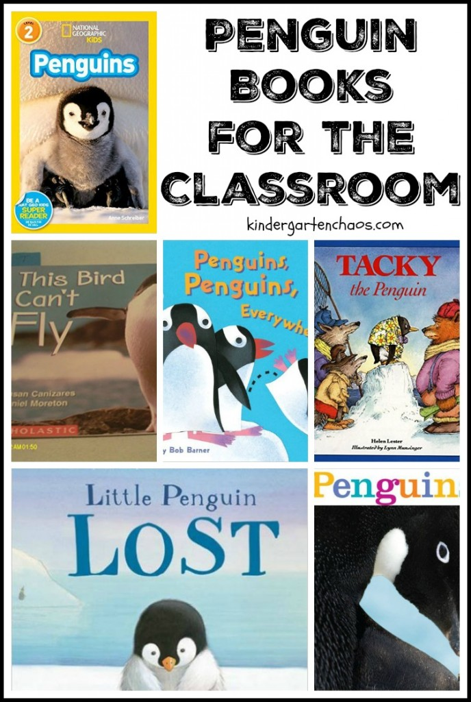 Penguin Books for the Classroom