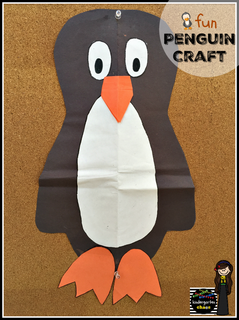 Penguin Craft Art Project