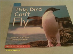 This Bird Can't Fly Science Book