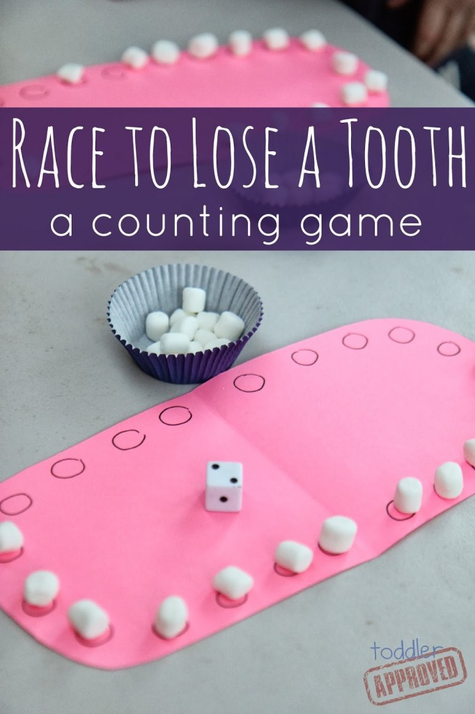 lose a tooth counting game