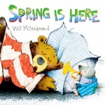 Spring is Here Book