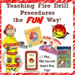 Teaching Fire Drill Procedures the Fun Way