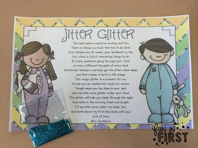 Jitter Glitter