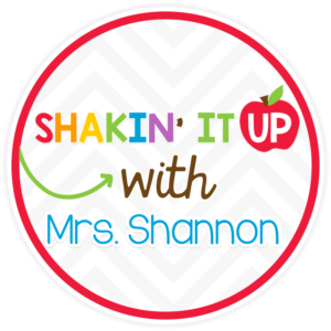 Shakin'It With Mrs. Shannon