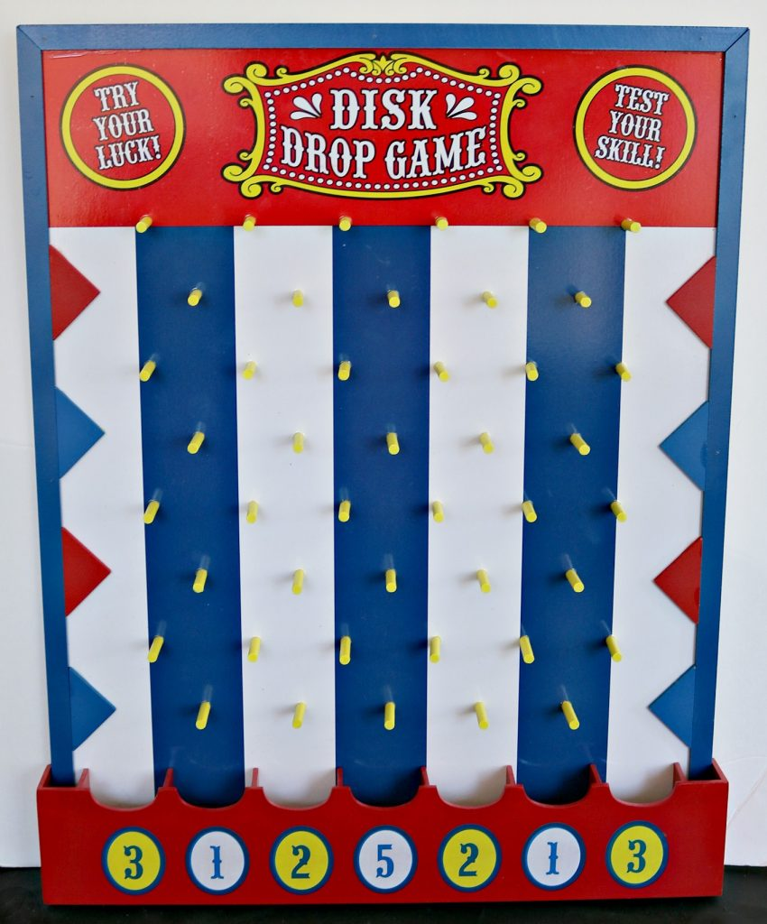 Plinko Game from Oriental Trading