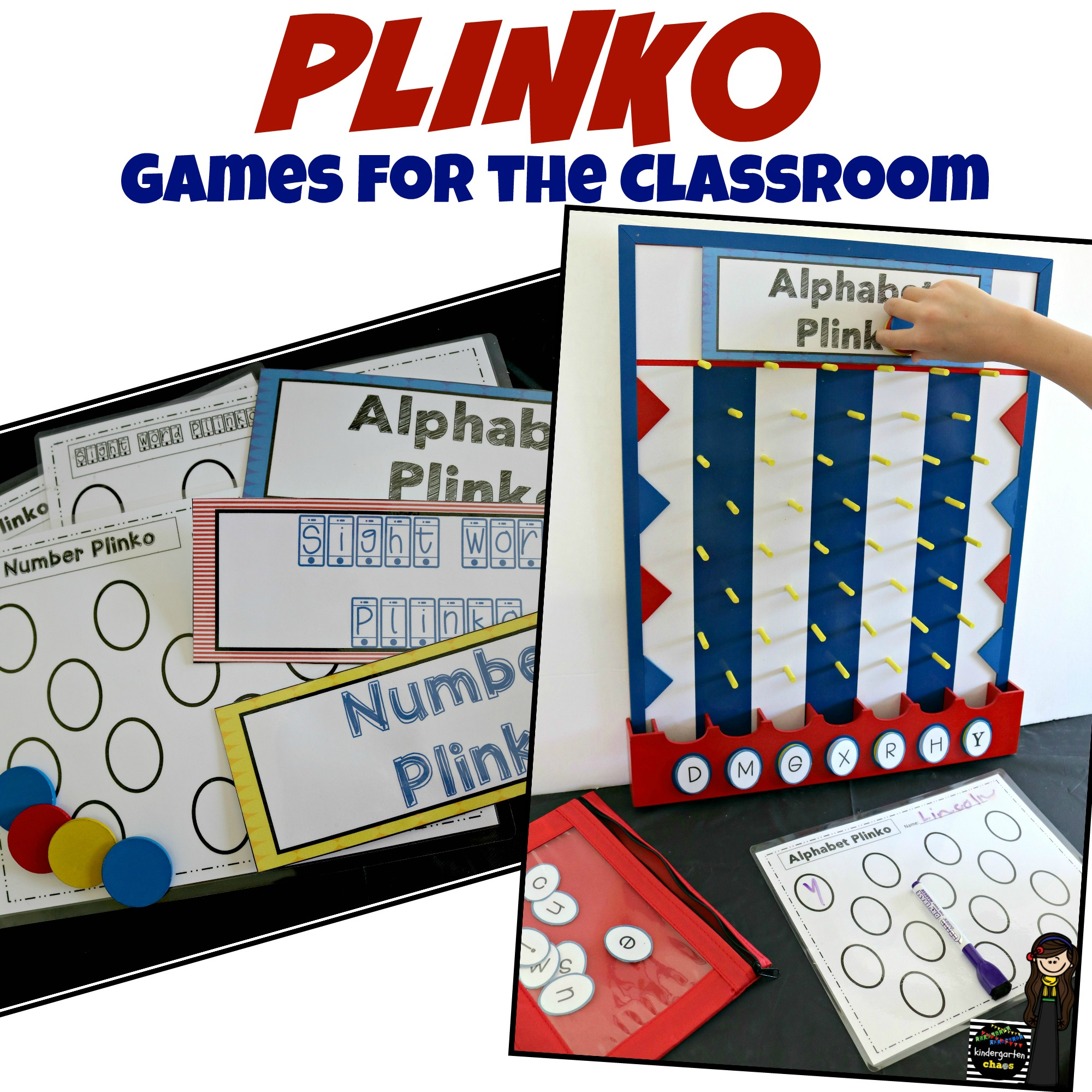 Plinko Games for the Classroom