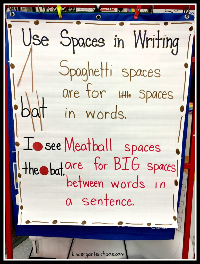 spaces-in-writing-kindergarten-chaos