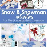 25+ Absolutely Awesome Snow Themed Activities For The Classroom