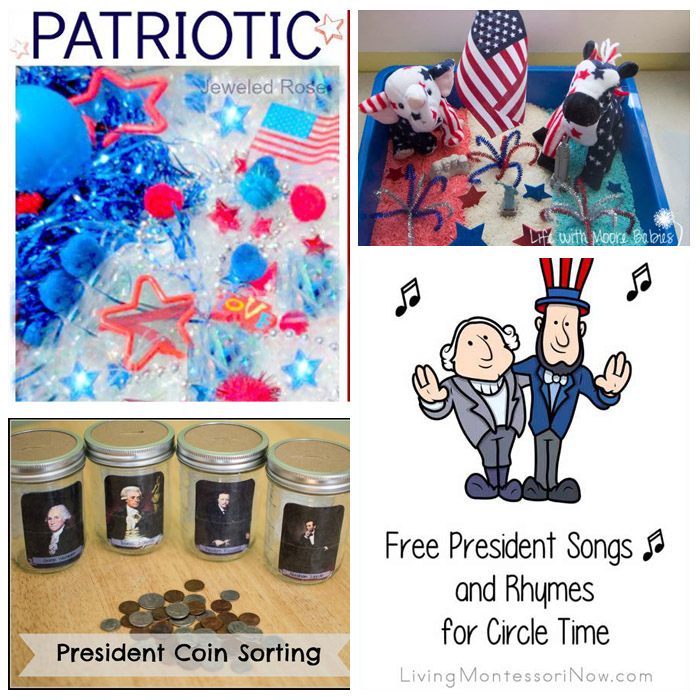 President's Day In The Classroom: Hands On Activities