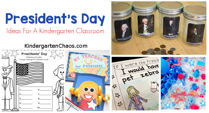 25+ President's Day Ideas To Implement In The Classroom