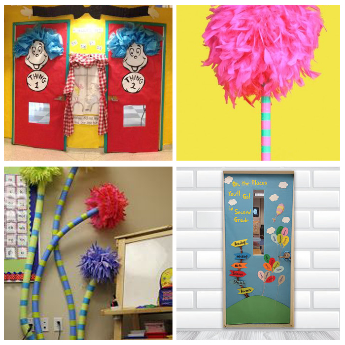 Dr. Seuss Activities For The Kindergarten Classroom: Classroom Ideas