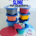 Simple Safe Slime Recipe for Teachers