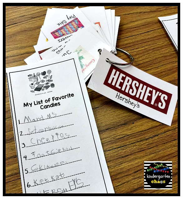 Another Easy And Fun Activity For The Writing Station Is To Have Pas Donate Stickers Students Label