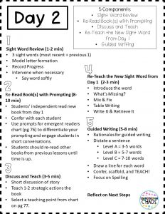 New Jan Richardson Sight Word List