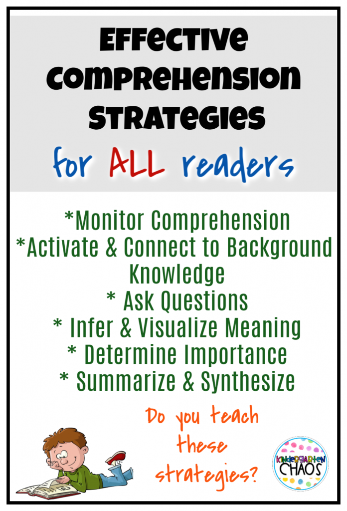Summer book study for teachers to help increase reading comprehension in the classroom. Teaching students to read is first, comprehension is important too.