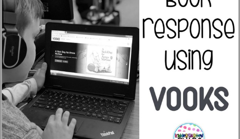 Using Vooks In The Classroom + Free Printable