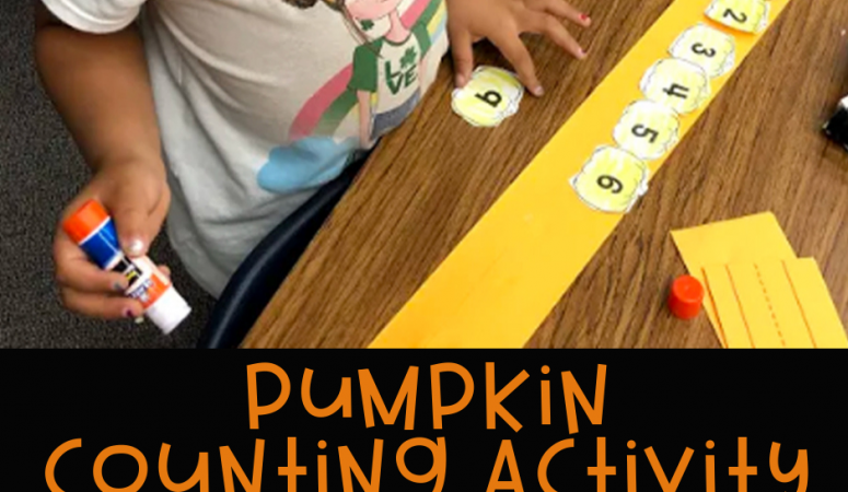 Free Printable Ordering Pumpkins For 1-12