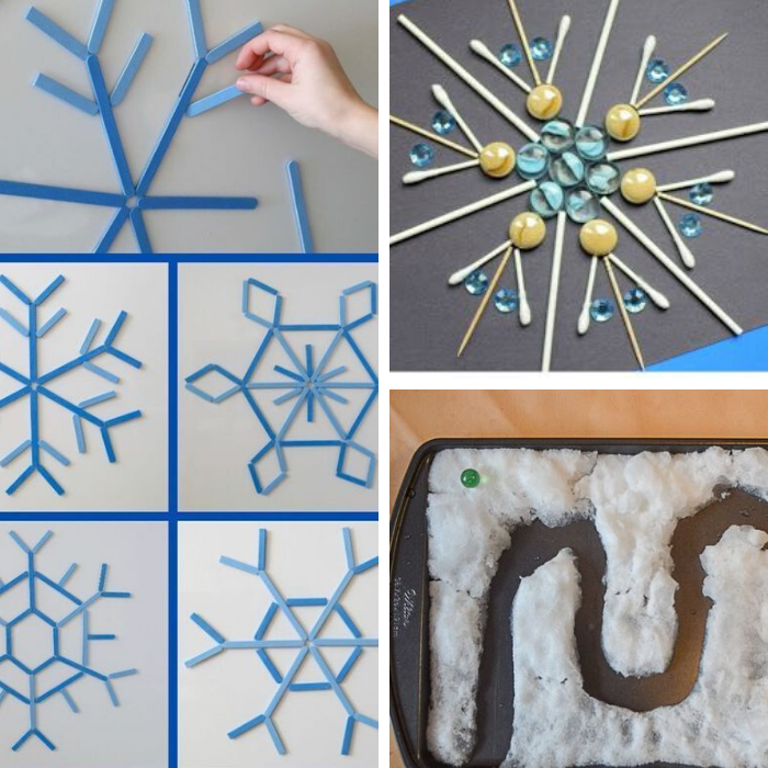 Winter STEM ideas for the classroom