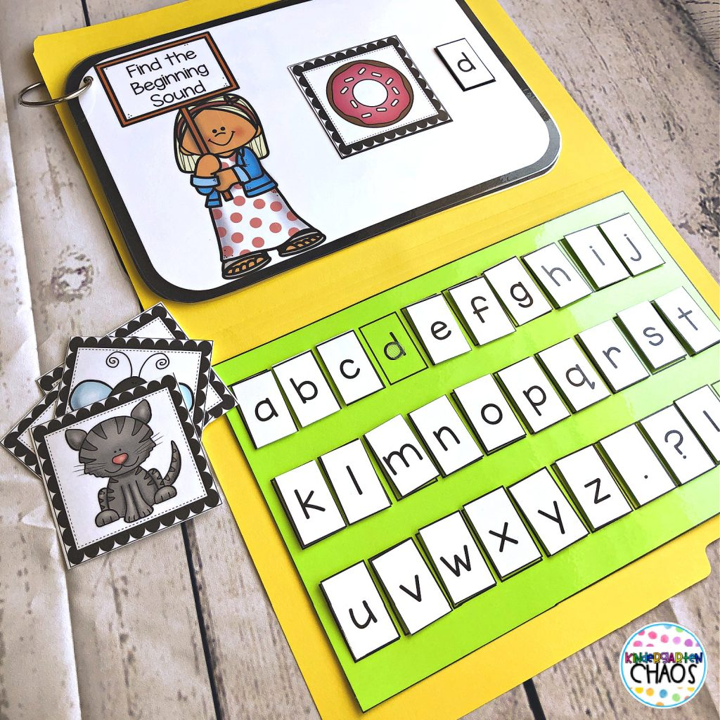 personal phonics kit for hybrid distance blended learning