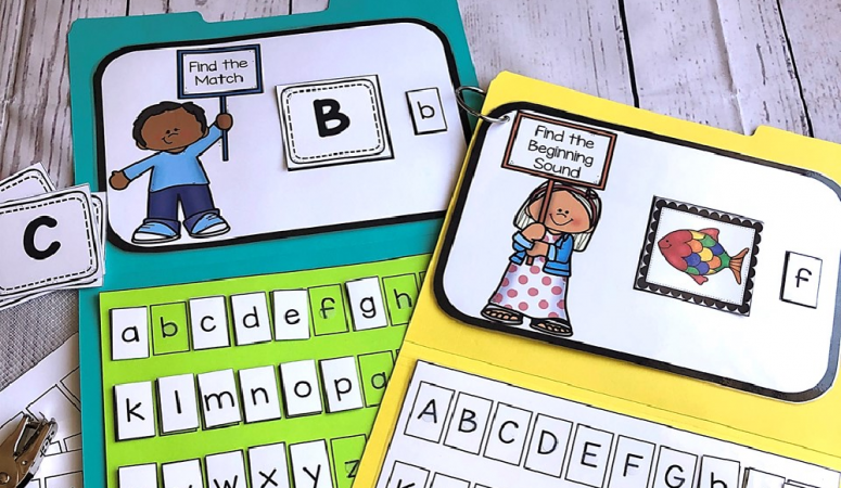 Individual Phonics Literacy Kit